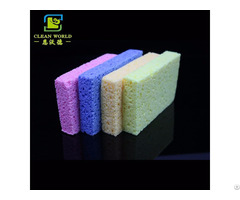 Eco Friendly Natural Cellulose Sponge