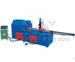 Semi Automatic Pipe Square Machine