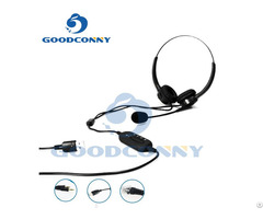 Noise Cancelling Headphone Headset