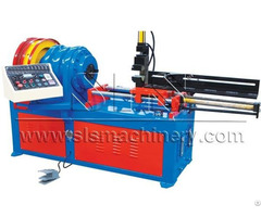 Semi Automatic Rotary Pipe Pile Machine