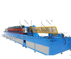 Multi Head Pipe Cutting Machine With Magazine Loader