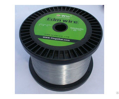 Quality Drill Consumables Wholesale Zinc Coated Edm Wire For Wedm Machine