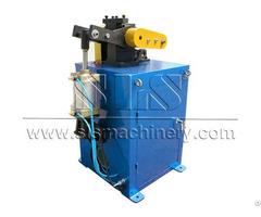 Rotating Pneumatic Cold Saw Machine
