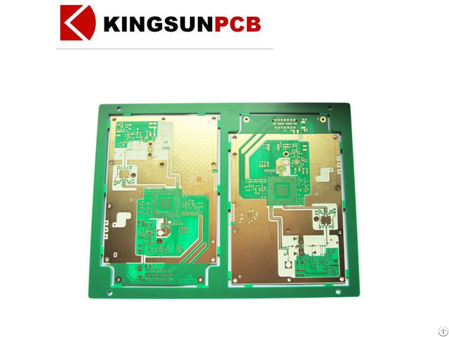 Our Products Included Hdi Pcbs
