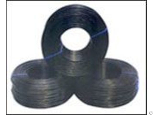 16gax3 5lbs Black Annealed Tie Wire