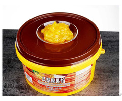 Pineapple Coconut Filling Granule 5kg