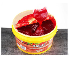 Strawberry Filling Jam Granule 5kg