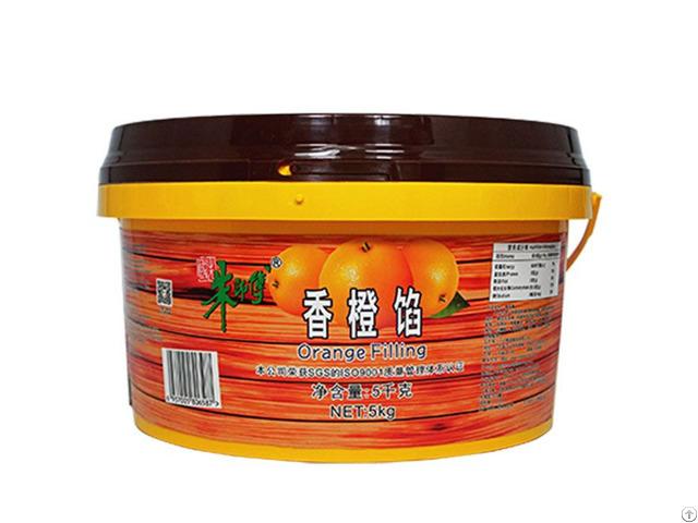 Orange Filling 5kg