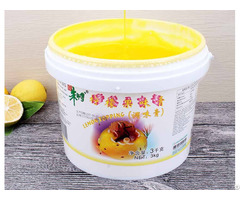 Lemon Topping 3kg