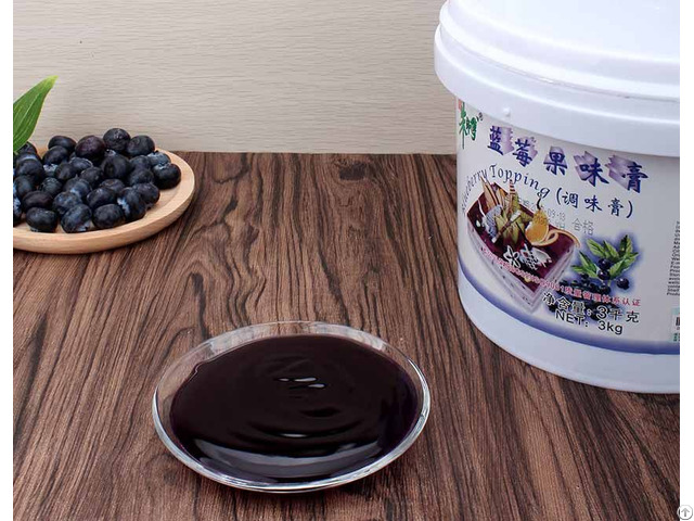 Blueberry Topping 3kg