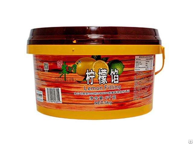 Pineapple Coconut Lemon Filling Jam Fruit Essence Flavor For Bakery 5kg