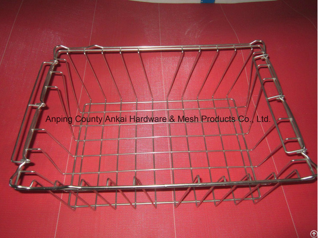 304l Spri Standard Sterilization Basket