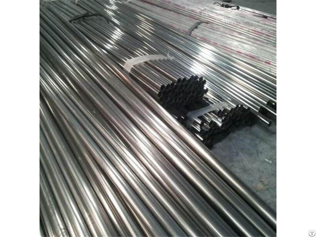 Factory 18 Mm Outer Diameter 316 Stainless Steel Pipe In China