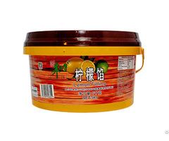 Pineapple Coconut Lemon Filling Jam Fruit Essence Flavor For Bakery 5kg