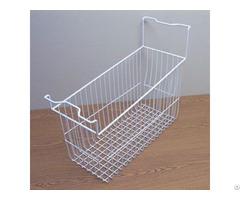 Vinyl Coated Freezer Basket