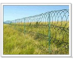 Hot Dipped Galvanized Concertina High Security Wire