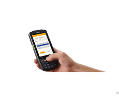 Handheld Mobile Computer Terminal With Wifi 4g New Autoid 9