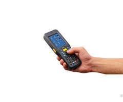 Windows Ce Handheld Mobile Computer Terminal With Wifi 4g Autoid 7p