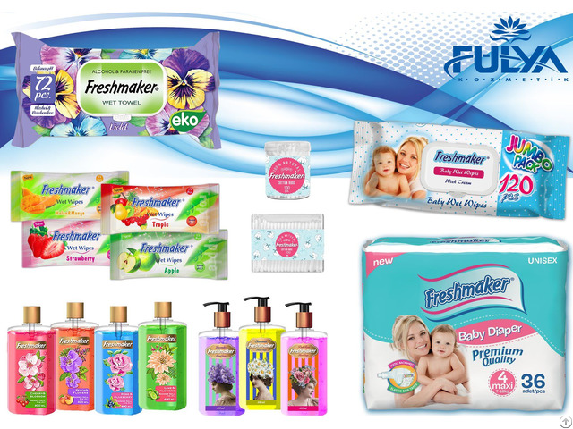Freshmaker Wet Wipes