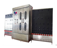 Open Top Vertical Glass Washer