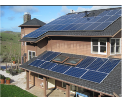 Roof Tiles Solar Power System For Home Use