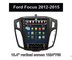 Wholesale Android In Car Navigation Ford Focus 2012 Stereo Bluetooth 10 4 Touch Screen