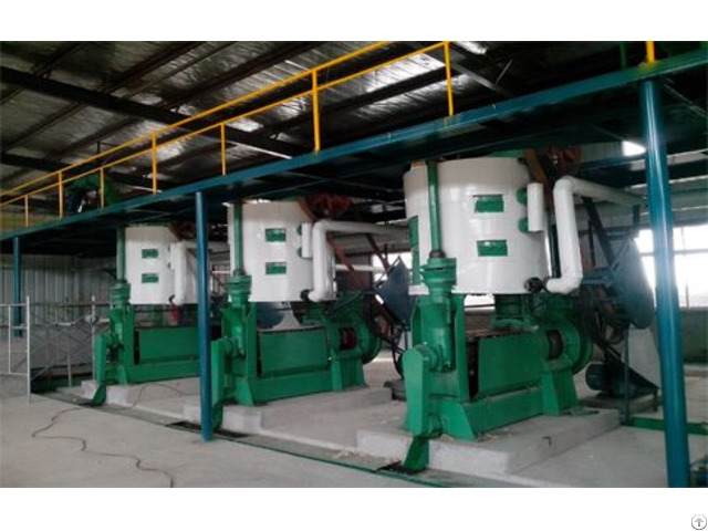 Cooking Oil Seeds Flaking Machine