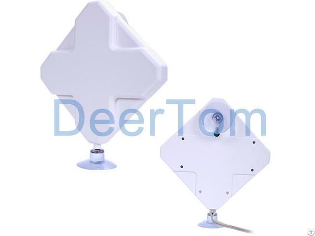 Dual Polarization Mimo Omni Antenna 35dbi Huawei Zte Router Internal External Sma Crc9 Ts9 Connector