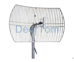800mhz Cdma Grid Parabolic Antenna 15dbi Outdoor Directional Point High Gain Base Station