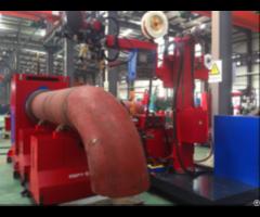 Pipe Prefabrication Saw Automatic Welding Machine
