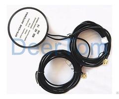 Gsm Gps Combination Antenna 28dbi Sma Fme Connector Car