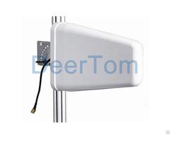 Log Periodic Yagi Antenna Lpda Lpds 9 10dbi Broadband Repeater Booster Amplifier
