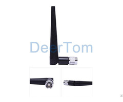 2400mhz 2 4ghz Dipole Wifi Wlan Wireless Rubber Antenna 3dbi Rp Tnc Connector Cisco Air Ant4941
