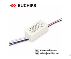 11w 500ma Dali Dimming Constant Current Led Dimmable Driver Eup11d 1w500c 0