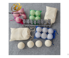 Amazon Hot Sale 100% New Zealand Wool Dryer Balls