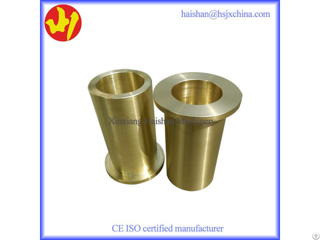 Best Selling Centrifugal Casting Flanged Sleeve Bearing