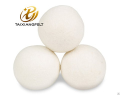 Six Pack Xl 100% Wool Dryer Balls