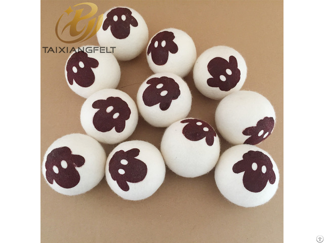 Handmade New Zealand Laundry Balls