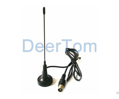 Uhf Vhf 174 230 470 862mhz Dmb Dvb T Indoor Digital Tv Antenna 3dbi Iec F Male