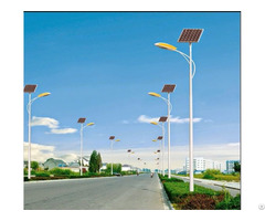 Point Of Sale Solar Street Lights With High Quality