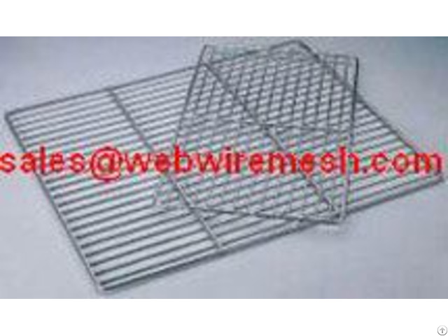 Stainless Steel 304 Wire Shelf
