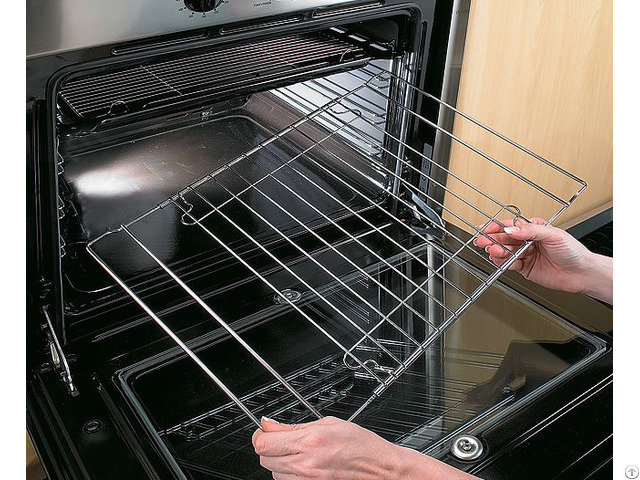 Microwave Oven Shelf Grill Wire Rack