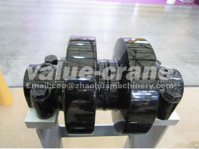 Fuwa Quy100 Track Roller Undercarriage Replacement Parts