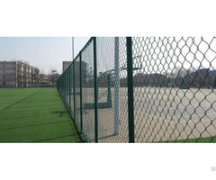 Chain Link Mesh Fencing System