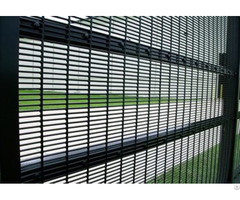 High Security Mesh Fence
