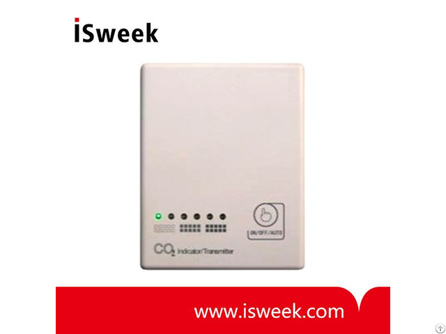 F2000tsm Co2 8013 Carbon Dioxide Detector Controller For Fan Switch