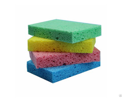 Household Cleaning Cellulose Sponge