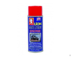 Lion White Lithium Grease Spray