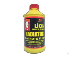 Lion Radiator 10 Minute Flush