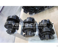 Heat Treated Fuwa Quy50c Undercarriage Bottom Roller